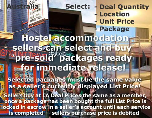 Australian Backpacker Accommodation
